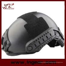 Versión rápida Marina casco militar Kevlar casco estilo Mh