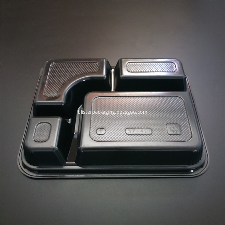 plastic packaging box for food