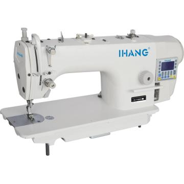 Computerized Integrated Single Needle Sewing Machine