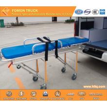 FOTON 4X2 Euro5 148hp ward-type ambulance vehicle