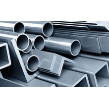 Aluminium extruded profile 6061 T6