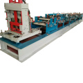 Bytbar C och Z Roll Forming Machine