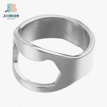 Abrebotellas de alta calidad del metal del dedo de la aleación del cinc para el regalo al por mayor
