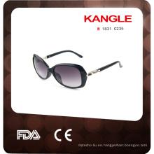 2017 gafas de sol de moda enmarcan uv400 con alta calidad
