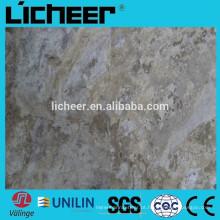 Pvc fabricante de azulejos de luxo de vinil pavimentação / série de pedra PVC FLOORING VINYL TILE