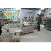 SGGNX-III Automatic small bottle Filling Plugging and Capping Machine