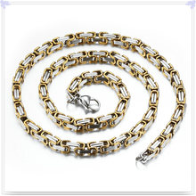 Bijouterie à la mode Collier de mode Chaîne en acier inoxydable (SH061)