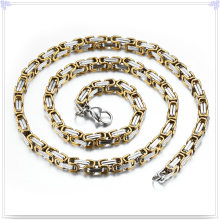 Fashion Jewelry Fashion Necklace Stainless Steel Chain (SH061)