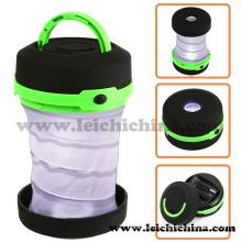 Оптовый складной светодиодный фонарь для кемпинга