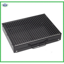 Steel Grill for Cookouts, Parties, Barbecue
