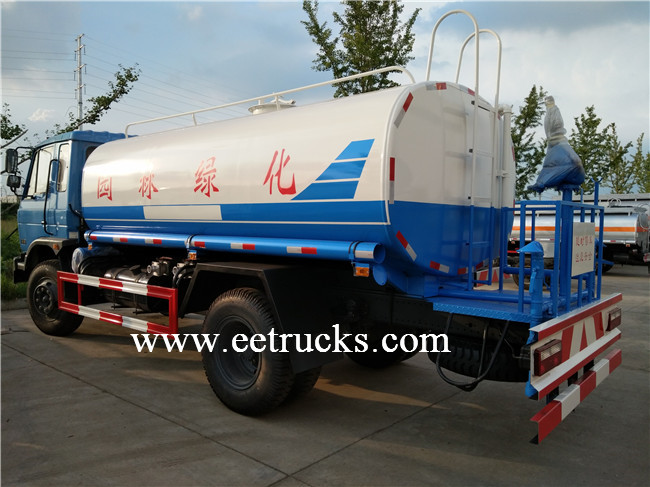 LHD Water Tank Trucks