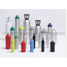 Seamless Aluminum Alloy Gas Cylinders, DOT-3al Manufacturing Std
