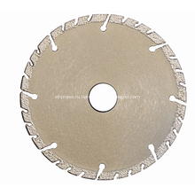 Серия Thunder - вакуумный паяный алмазный диск