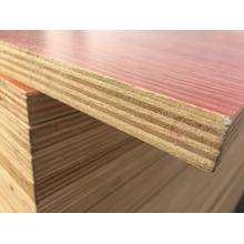 HDF Plywood, Furniture Grade Hardwoodcore Melamine Faced Plywood