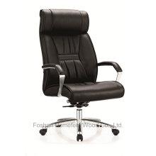 Chaise de bureau pour cadres pivotants en cuir moderne à chaud (HF-CH010A)
