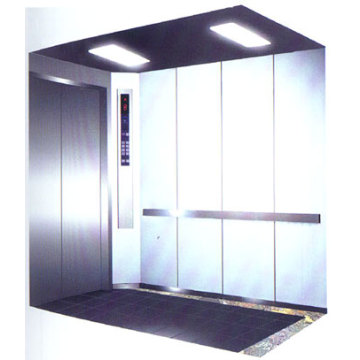Lift decoratie, Center auto deur Lift cabine decoratie