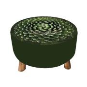 Najis kayu bunga hijau