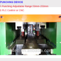 CNC czm машина для прогонов