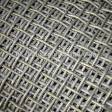 heavy duty trommel screen mesh /crimped wire mesh screen