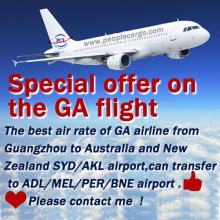 Honest and happy Air freight/shipping/Amazon/FBA freight forwarder from China to Australia/ New Zealand