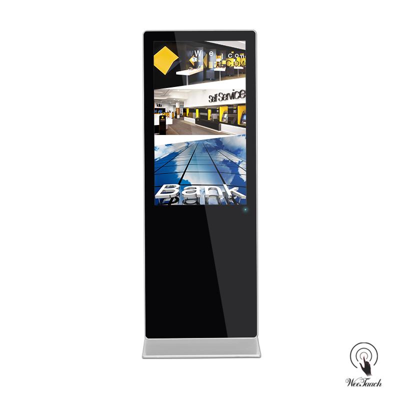 49 Inches Digital Signage Billboard for Bank