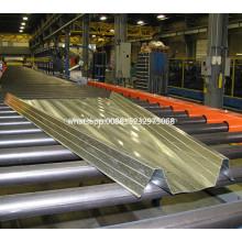 Máquina de fabricación de techos Silo de calidad europea