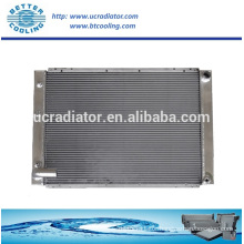 toyota parts aluminum auto radiator for toyota sienna