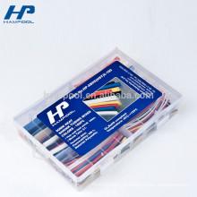 Kunststoff Mini Tube Verpackung sortierten Kunststoff-Box