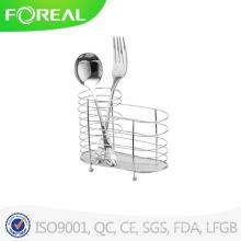 Spectrum Diversified Euro Pantryware Utensil Holder in Chrome