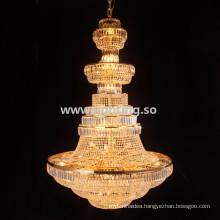 New Luxuriant Flush Mount K9 Crystal Pendant Lamp Ceiling Light Chandelier LT-61002