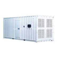 800kw Silent Type Yuchai Brand Diesel Generator Set with CE and ISO 9001 Certificate