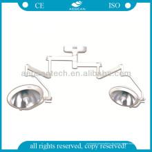 AG-Lt006 mit zwei Lampenhalter Krankenhaus Durable Surgical Lamp