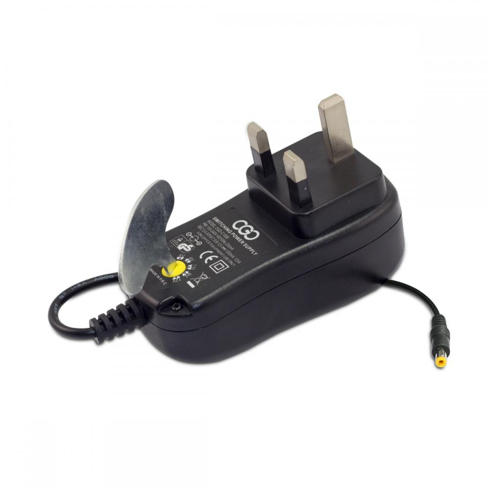 12W / 24W Multifunktionell AC / DC-adapter