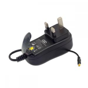 3-12V UK Plugs Universal AC Adapters