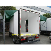 ISUZU 2-6 TON Refrigerator Freezer Trucks