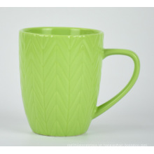 Venda quente personalizado punho colorido chá viagem caneca de cerâmica conjunto