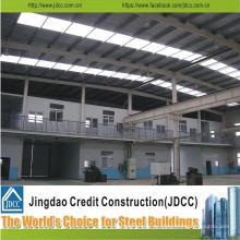 Fábrica de la estructura de acero de la alta calidad