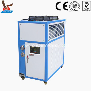 Commercial air cooled chiller units