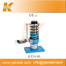Elevator Parts|Safety Components|KT54-80 Oil Buffer|coil spring buffer