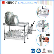 Factory Patent Steel Dish Drainer Rack- Different Design Are Available