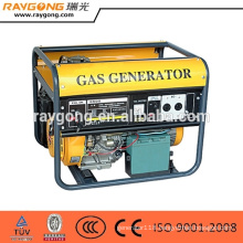 home use 3kw small portable Gasoline generator/LPG generator