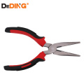 PVC Grip Hand Pliers Fishing Long Nose Pliers