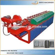 Rolo a frio do rolo da porta do obturador do rolo que dá forma à máquina