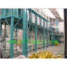 Machines à farine de farine de blé de 50 tonnes