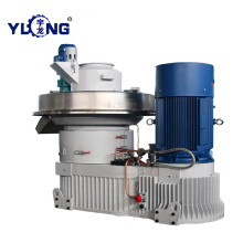 Yulong Sunflower Husk Pellet Pressing Machine