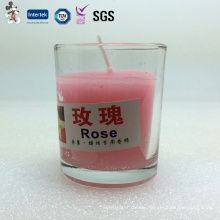 Direct Selling Competitive Price Eco-Friendly Wax Glass Cup Candle
