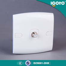 British Standard Saso Certificated Satellite Socket