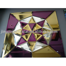 Плитка мозаики стеклянного зеркала ЮД-ж-008