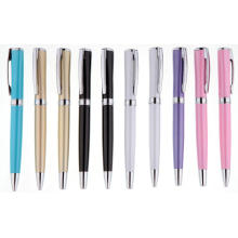 Colorful High Quality Wholesale Engrave Laser Metal Ball Pen