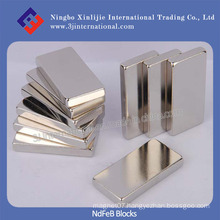 Neodymium Magnets/NdFeB Blocks (XLJ-1201)